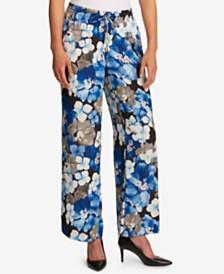 Calvin Klein Floral Pants